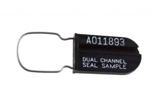 Dual Channel Padlock Seal