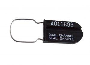 Dual Channel Padlock Seal