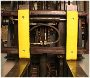Safe Bump Forklift Protector