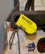 Secur Hasp II® Padlock Seal