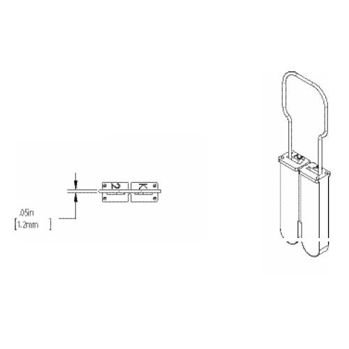 Split-Lok™ Padlock