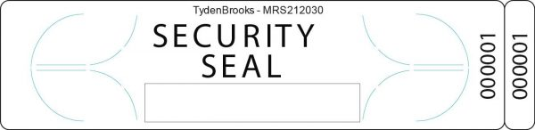 MRS2 Stretch Vinyl Frangible Seal