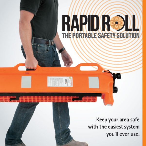 Rapid Roll 3-Legged System