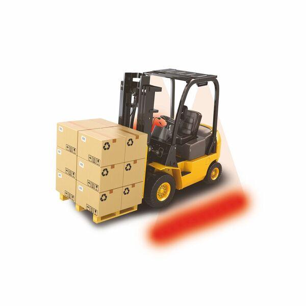 Forklift Side Spotter