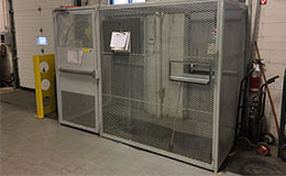 Safety screens  and CTPAT certification