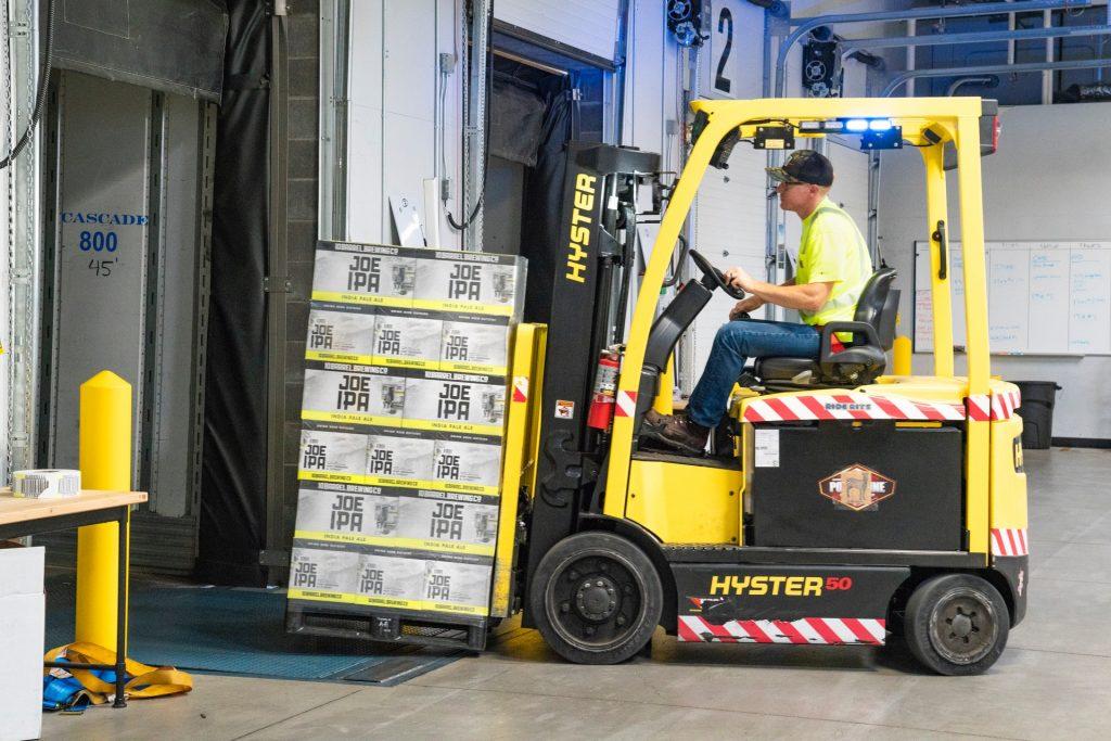 Promotions sur les Forklift Spotters