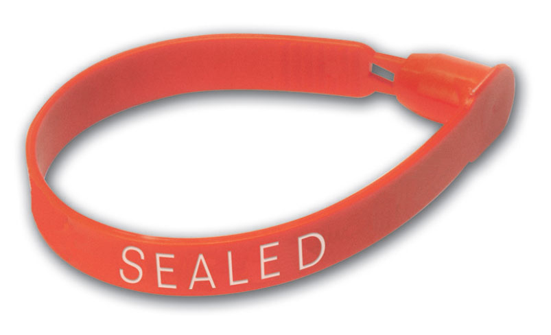 Promotion on our PTS Plastic Truck Seals